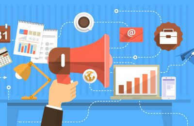 Link between online promotion and the success of a business